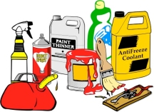 various hazardous materials